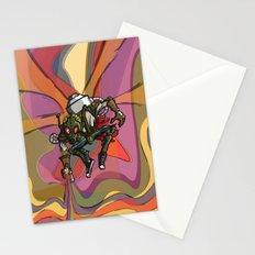 Brushmask Stationery Cards