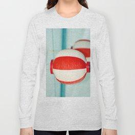 Red, White, Light Long Sleeve T-shirt
