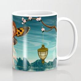 Cute flying fairy Coffee Mug