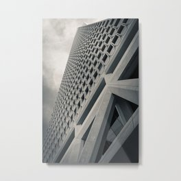 Financial District, San Francisco Metal Print