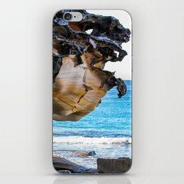 Overhang. Bronte Beach. Sydney. Australia. iPhone Skin