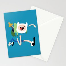 Adventure Time - Finn Stationery Cards