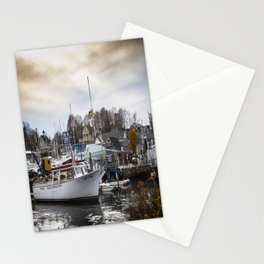 Kennebunkport Habor  Stationery Cards
