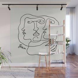 Poster-Jean Cocteau-Metamorphosis. Wall Mural