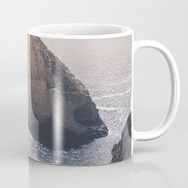 Shark Fin Cove Coffee Mug
