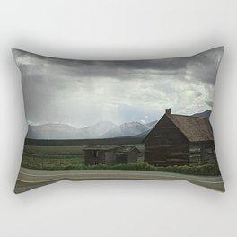 Barn Rectangular Pillow