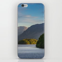Lake Derwentwater in the Lake District, England iPhone Skin