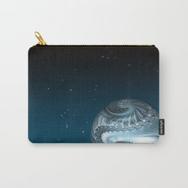 Super Moon Rising Carry-All Pouch