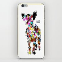 chihuahua iPhone & iPod Skins featuring Chihuahua by bri.buckley