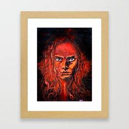 III. Framed Art Print