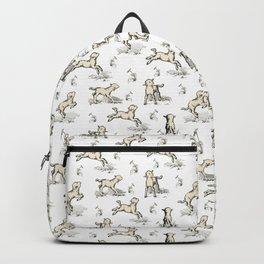 Little Sheep pattern Backpack