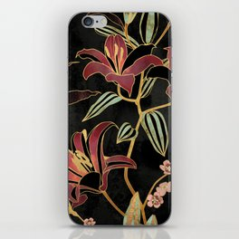 Lily iPhone Skin