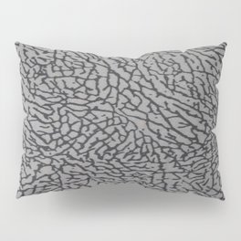 Cement from your Jordan sneakers;) Pillow Sham