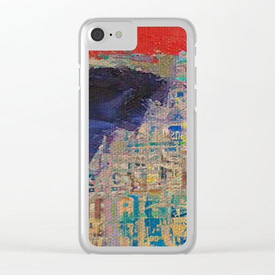 The Slum and the Lagoon Clear iPhone Case