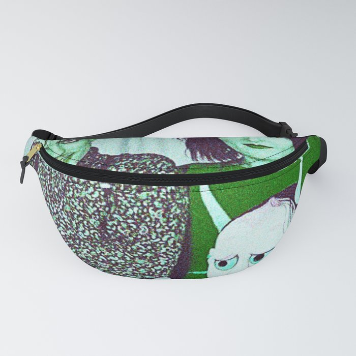 Siouxsie Found Her Banshee Cure Fanny Pack