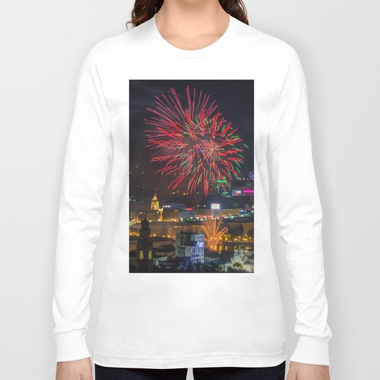 Firework collection 2 Long Sleeve T-shirt