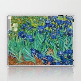 Irises by Vincent van Gogh (May 1889) Laptop & iPad Skin