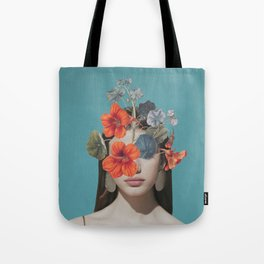 Hidden Beauty 3 Tote Bag