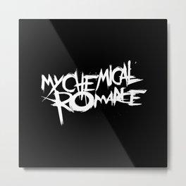 My Chemical Romance Metal Print