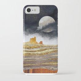 Metallic Desert iPhone Case