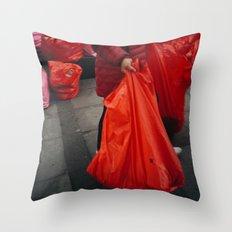 plastic Throw Pillow