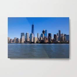 What I can I say about Manhattan Metal Print