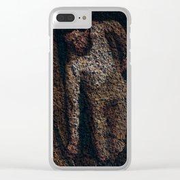 Figure Clear iPhone Case