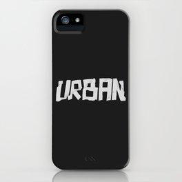 Urban Marker iPhone Case