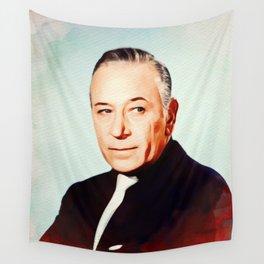George Raft, Vintage Actor Wall Tapestry