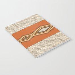 Southwestern Earth Tone Texture Design Notebook
