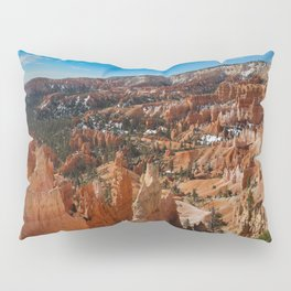 Bryce Canyon Panorama Pillow Sham