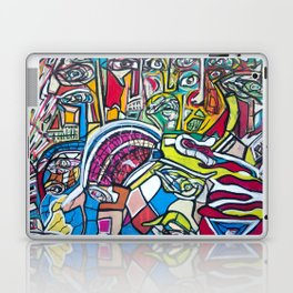Study For A Face Laptop & iPad Skin