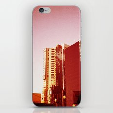 City Rooftop iPhone & iPod Skin