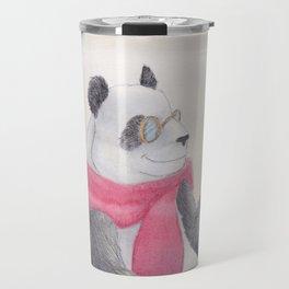 Panda Cafe Travel Mug