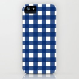 Gingham Girl iPhone Case