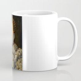 """François Clouet """"Elisabeth of Austria"""" Coffee Mug"""