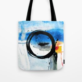 Enso Abstraction o. 113J by Kathy Morton Stanion Tote Bag