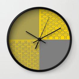 H-Design Wall Clock