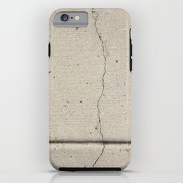 Real, Concrete, not Abstract iPhone Case