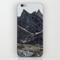 lotr iPhone & iPod Skins featuring Arrigetch by Kevin Russ