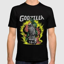 Godzilla War III T-shirt