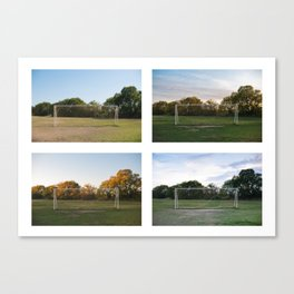 the same goal Canvas Print