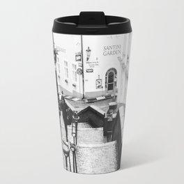 Streets Of Prague Travel Mug