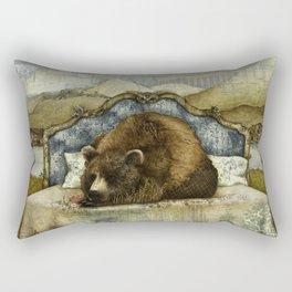 The Philosopher Rectangular Pillow