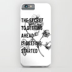 The Secret To Getting Ahead iPhone 6s Slim Case