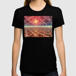 Space Portal To The Stars T-shirt