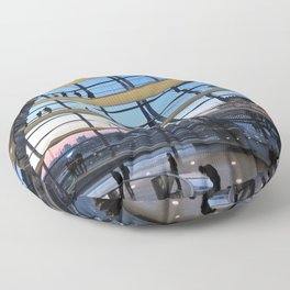 F O S T E R | architect | Reichstag, New German Parliament Floor Pillow