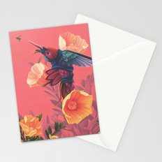 Pollinators II Stationery Cards