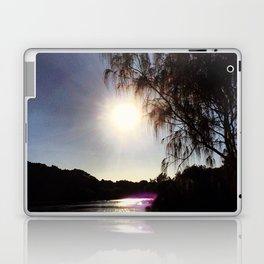Sunrise on the River Glint! Laptop & iPad Skin