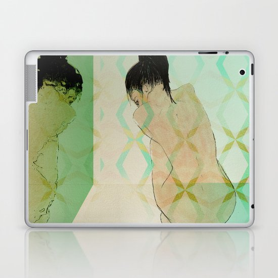 fear of reflection Laptop & iPad Skin
